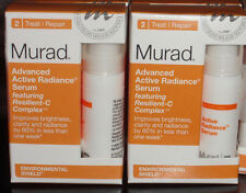 Murad Active Radiance Serum (0.17 oz) each x 2 Bottles New in the box