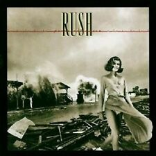 "RUSH ""PERMANENT WAVES"" CD NEUWARE"