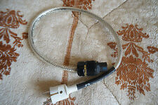 analysis plus power oval 2 mains cable 0.75m,10awg,wattgate 320i,audio hifi