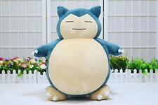 "Pocket Monster Big Jumbo SNORLAX Pokemon Center Plush Toy Game Doll 21.5""/55cm"