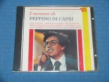 PEPPINO DI CAPRI - I SUCCESSI DI PEPPINO DI CAPRI  Replay Music RMCD 4009 CD NEW