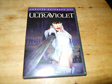 Ultraviolet (DVD, 2006, Unrated Extended Cut) Action Film