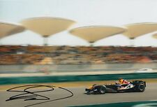 David Coulthard Hand Signed F1 Red Bull Racing 12x8 Photo 2.