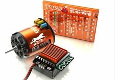 SkyRC Cheetah 1600KV 21.5T Sensored Brushless Motor CS60 60A ESC For 1/10 car
