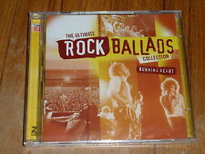 Time Life - The Ultimate Rock Ballads Collection  Burning Heart 2 CD Set New [C]