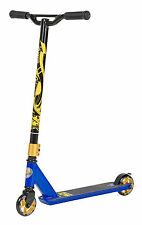 STAR-SCOOTER® Premium Freestyle Stuntscooter - 100mm Advanced Entry - Blau