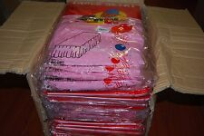 Lot Of 48pc Solid Colour Plastic Table Skirt Wedding Tableware Party Supplies