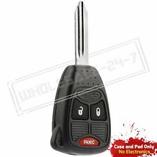 Replacement For 2006 2007 Dodge Charger Key Fob Remote Shell Case