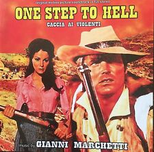 GIANNI MARCHETTI - ONE STEP TO HELL - Soundtrack CD