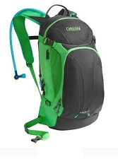 Camelbak Mule 3L Hydration Pack Rucksack Biking Cycling Charcoal Andean Toucan