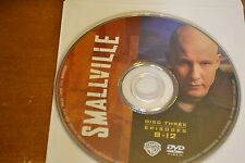 Smallville First Season 1 Disc 3 Replacement DVD Disc Only *****