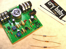 new HOT MOD crybaby DROP-in PCB LOW price, gcb95 mod, no solder, dunlop wah