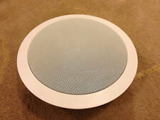 "Omage ITRD6.5 ceiling speaker quality 1"" aluminum dome tweeter, proper crosover"