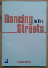 Dancing in the Streets programme Playhouse Theatre 2006 Sharn Adela
