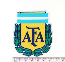 kiTki Argentina AFA soccer football iron-on embroidered patch emblem applique