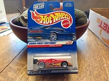 Hot Wheels Hotwheels 2000 First Edition Ferrari 333 Sp # 11