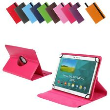 Universal 360° 10 Zoll Tablet Tasche Cover für Huawei Media Pad 10 Link Pink