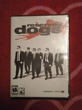 RESERVOIR DOGS PC DVD-ROM *BRAND NEW/SEALED* Eidos 2006