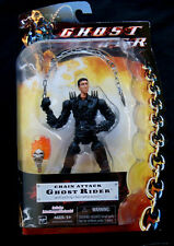 NICOLAS CAGE CHAIN ATTACK GHOST RIDER MOVIE ACTION FIGURE! NEW! UNOPENED!