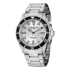 Stuhrling Original Men's 417.01Aquadiver Regatta Espora Professional Diver Watch
