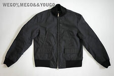 Engineered Garments EG Flight Deck Bomber Tanker Jacket Wool USA size Medium M