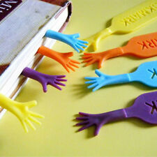 4pcs Funny Help Me Bookmarks Pad Note Stationery Novelty Book Mark TOP