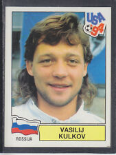Panini - USA 94 World Cup - # 117 Vasilij Kulkov - Rossija (Black Back)