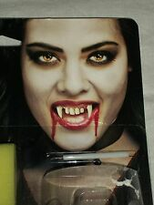 Halloween Vampire Latex Fangs Nails Blood Costume Makeup Theater Stage