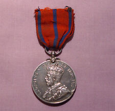1911 GvR (POLICE) CORONATION MEDAL WITH SCOTTISH POLICE REVERSE