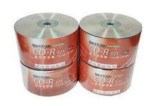 200 SKYTOR A GRADE Blank CD-R CDR Silver Shiny Top 52X 700MB Media Disc