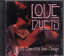 LOVE DUETS - 16 Beautiful Love Songs - CD 1999 .............................. B2