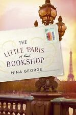 The Little Paris Bookshop: A Novel George, Nina Books-Good Condition