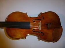 GUARNERI 1742 HAND MADE VIOLIN, FLAMED MAPLE BACK, JUJUBE FITTINGS!