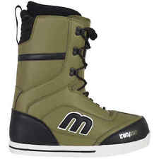 ThirtyTwo Men Lo-Cut Snowboard Boots (9) Olive