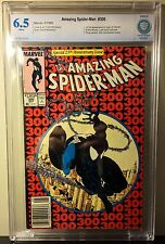 AMAZING SPIDER-MAN 300 CBCS 6.5 FN+ FIRST APPEARANCE OF VENOM - NOT CGC