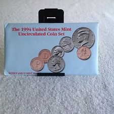 1994 U.S. mint uncirculated coin set P & D 12pcs.