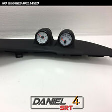 13 15 Honda Civic - Dual Gauge Pod 52mm (OEM) Dash Trim Bezel