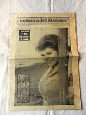 Rivista GIORNALE DEL MATTINO Supplemento della Domenica Anno XV N°238 Ott.1961