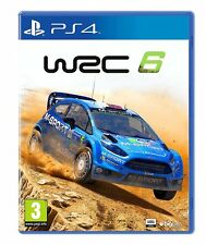 WRC 6 PS4 - Brand New and Sealed