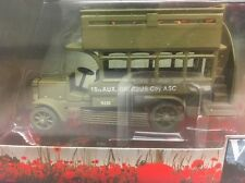 Corgi Toys No CS90611 Old Bill Bus WW1 Centenary Collection