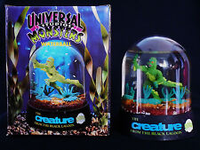VINTAGE CREATURE FROM THE BLACK LAGOON * MONSTER SNOW GLOBE * WATERBALL * MINT!!