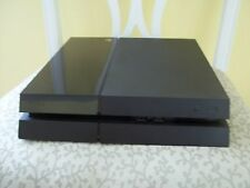 PS4 PLAYSTATION 4 500GB --(CONSOLE ONLY)-- WORKS GREAT 500GB