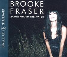 "Brooke Fraser ""Something in the Water"" CD SINGLE NUOVO"