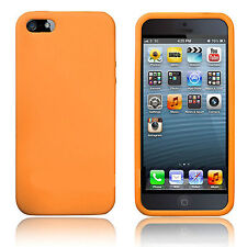 Silicone Case Cover For iPhone 4 iPhone 5/5s iPhone 6 Plus and screen protector