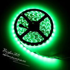 Hot Sale Super Bright 5M 3528 SMD Green 300 LEDs Waterproof Flexible Strip Light