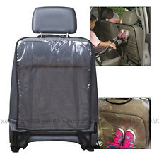 Car Seat Back Protector Cover For Child Baby Anti Kick Transparent Mat Cushion