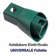 ADATTATORE ELETTRIFICATO PER VORWERK Folletto VK 130 131 135 136 140 150