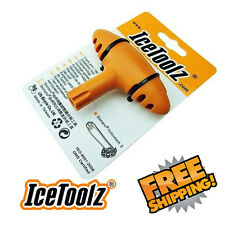 IceToolz 04T1 for Shimano Crank Arm/Cap Installation Bike Bicycle Tool