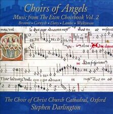NEW Choirs Of Angels: Music From The Eton Choirbook, Vol. 2 CD (CD) Free P&H