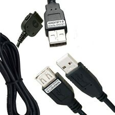 USB CABLE charger + USB EXTENSION cord FOR Le Pan II 2 TC 979 TC979 tablet